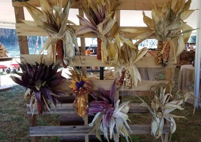 field corn decorations